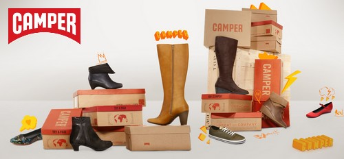 chaussures camper