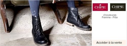 chaussures Chipie