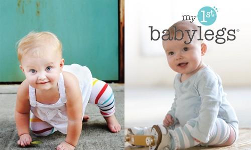 my 1st babylegs