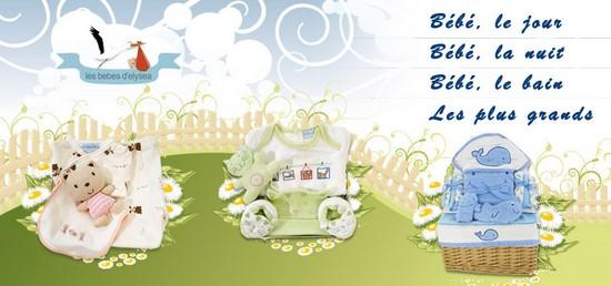 coffrets naissance