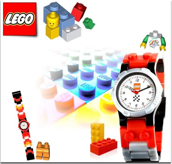 montres Lego