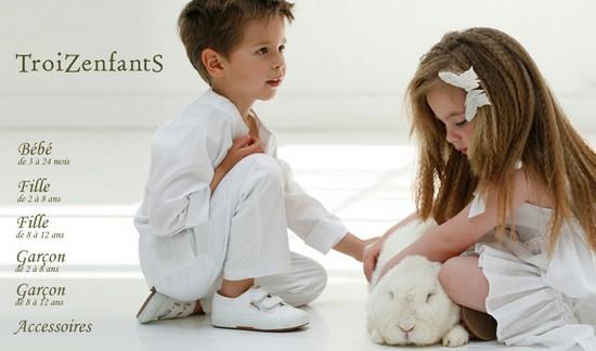 vetements enfants