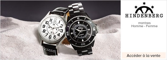 Vente privée de montres